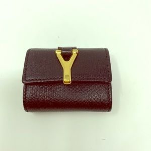 Yves St. Laurent Sticky Note Wallet!